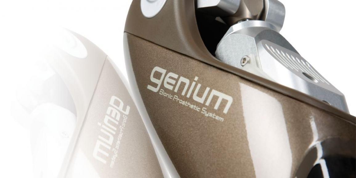 Genium  Bionic Prosthetic System –  Natürlich Gehen